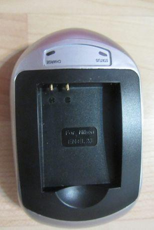 Vand incarcator Nikon AVMP pt acumulator Li-Ion EL-EL23 12V 1A