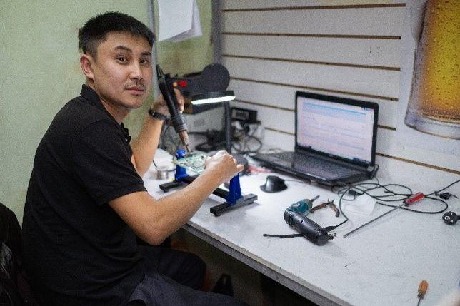 Султан - мастер по ремонту принтеров, Гарантия 1-3 года с печатью ИП.