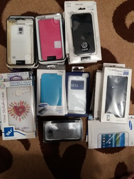 Samsung Huse si Accesori
