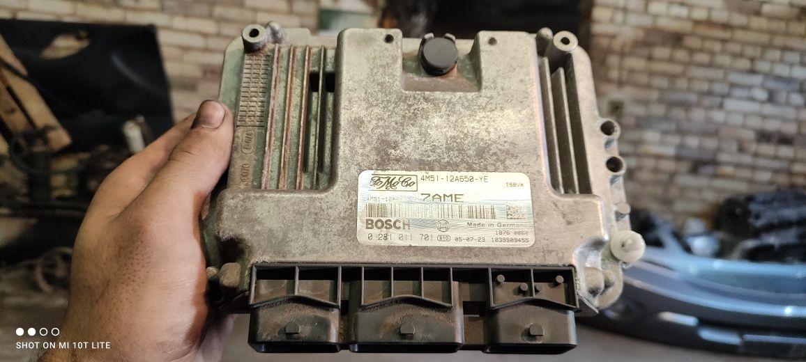 Комютър за Форд Фокус Мк2 1.6 тдци Kompiutar za Ford Focus