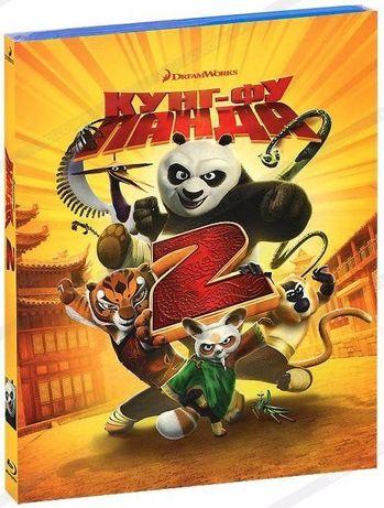 Кунг-фу Панда 2 (Real 3D Blu-Ray)