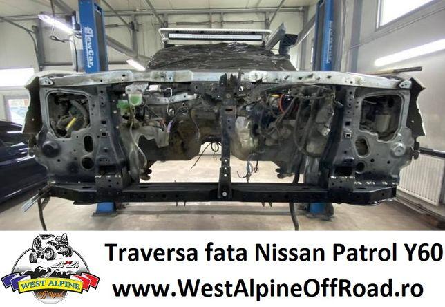 Traversa fata Frontala Nissan Patrol Y60 - Heavy Duty Off Road