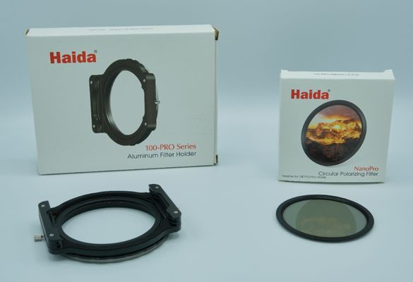 Haida 100-Pro Series Aluminium Filter Holder