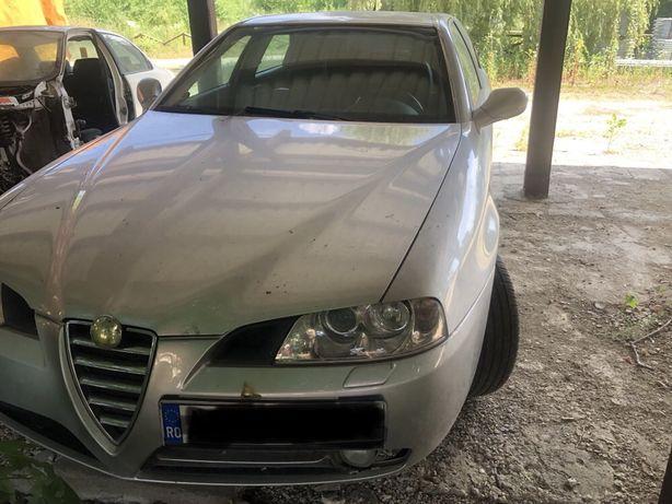Dezmembrez Alfa Romeo 166, Facelift, 2.4 jtd