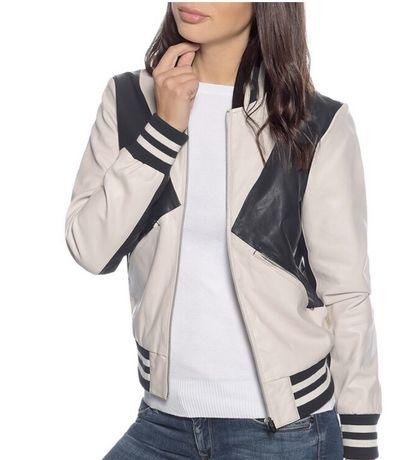 G-star дамско кожено яке XS
