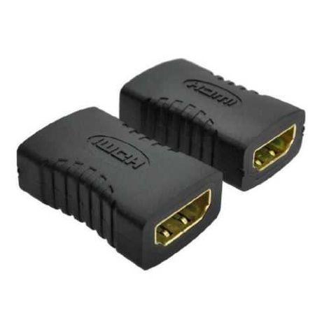 HDMI соединитель удлинитель HDMI (мама) - HDMI (мама)
