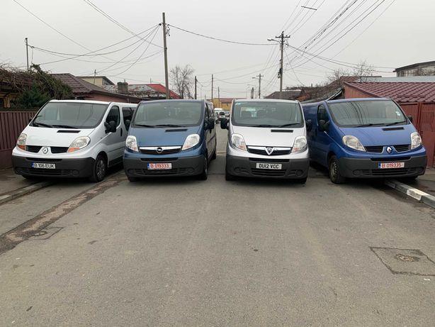 Dezmembrez Renault Trafic*Opel Vivaro*Nissan Primastar 2001-2016