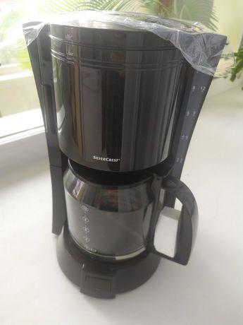 Кофеварка капельного типа новая