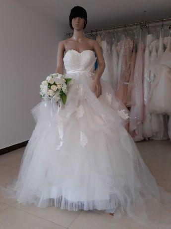 Rochie de mireasa Valencia Weddings
