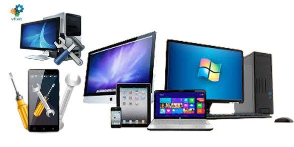 Ремонт на смартфони, компютри, лаптопи