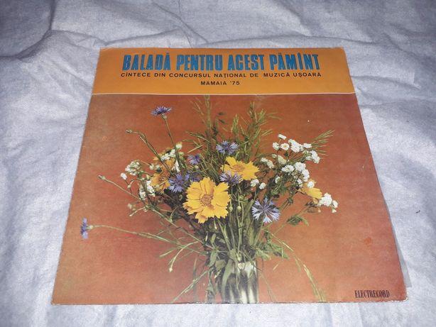 Vinil Mamaia '75(balada pentru acest pământ)
