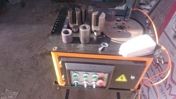 Машина за огъване на арматура