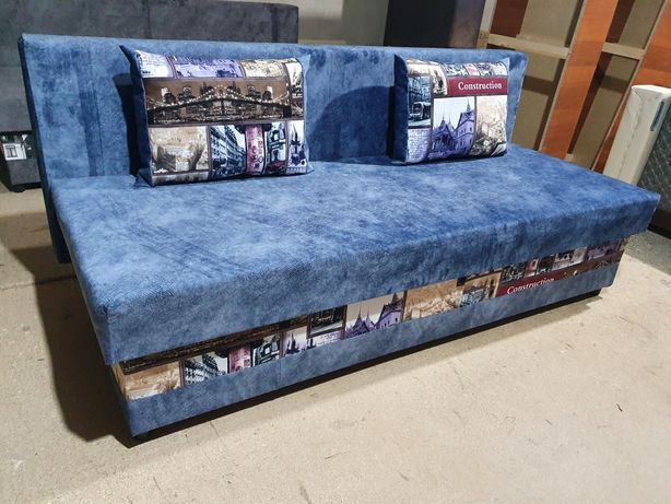 Новый диван тахта софа раскладной. Механизм Еврокнижка выдвижной
