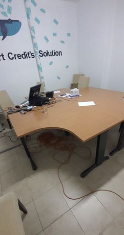 Birou office metalic