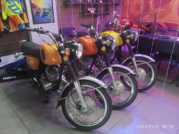 """мотоциклы ИЖ Планета  Спорт (ПС) ,""""японец"""""""