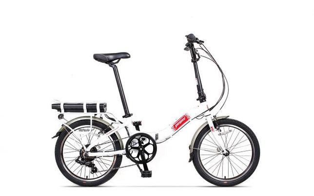 Bicicleta electrica pliabila Pegas