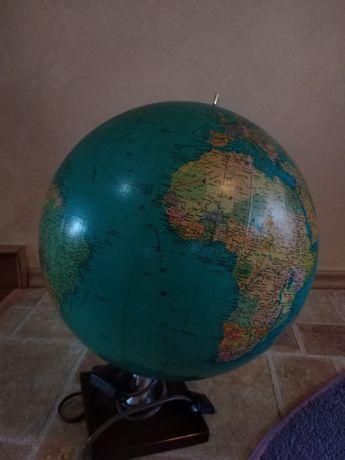 Glob în germana care luminează