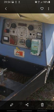 Vand generator curent 15 kw