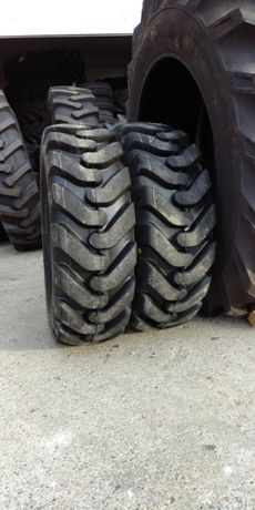 12.5/80-18 R18 cauciucuri noi industriale buldo fata 14 pliuri si spat