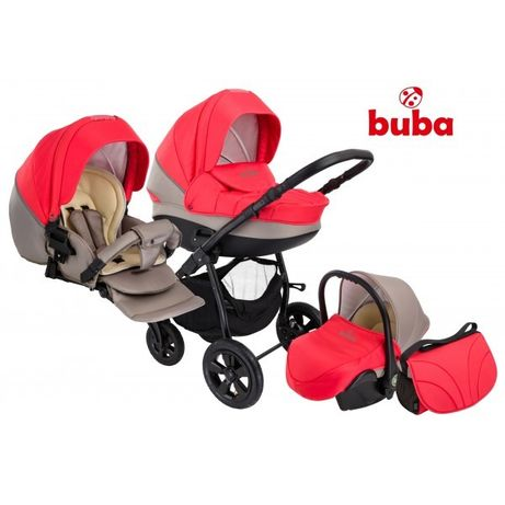 Бебешка количка Buba City 3 в 1