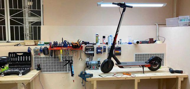 Ремонт электросамокатов, электро колеса, сигвеев, электро велосипедов