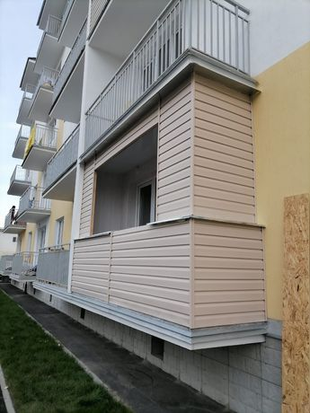 Ремонт балкон, утепление, обшивка