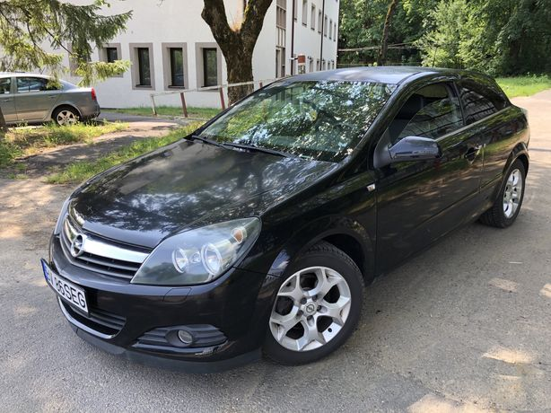 Opel astra H 1.7 Coupe