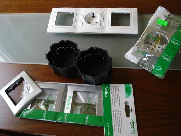 Продавам Декоративни рамки Schneider Electric Unica и Седна