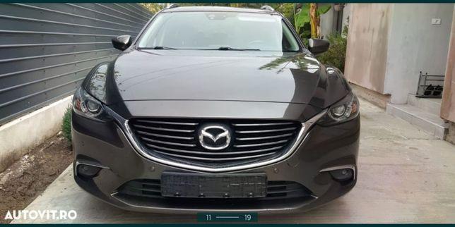 Mazda 6 2.2 150cp 2016 Skyactiv euro6