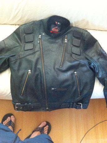 UNICAT, vând geaca piele HeinGericke cu protectii, pt motociclisti