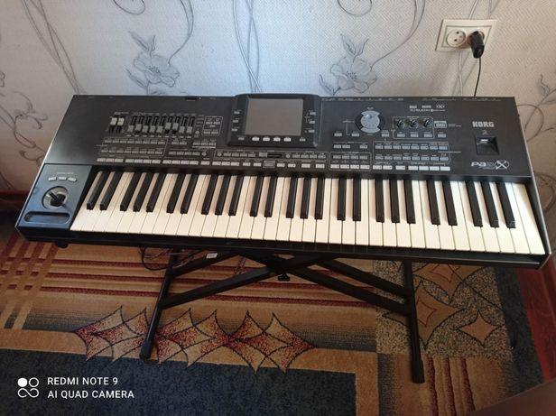 Синтезатор  korg pa3x