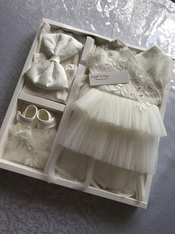 Продам детское платье в комплекте