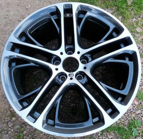 vand 1 janta original BMW styling 310 M X3 F 25 și X4 F 26 pe 20