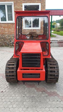 Продам мини трактор ЧТЗ 02