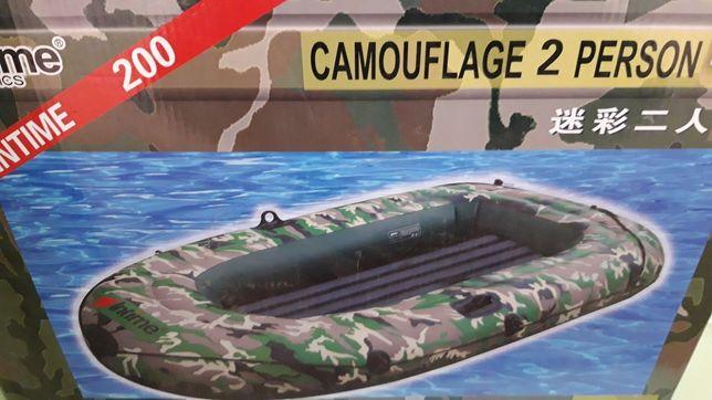 Barca gonflabila cu vasle. 2 persoane. 4 persoane. Produse noi!