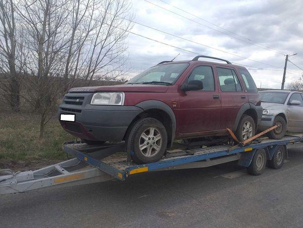 Dezmembrez Land Rover Freelander an 2001, motor 2.0 Diesel
