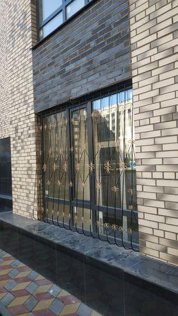 Скидки!!! Металлические Решетка на окна, защита из металла!