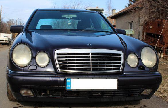 Mercedes W210 E290Тd ОМ602 НА ЧАСТИ / Мерцедес В210 Е290