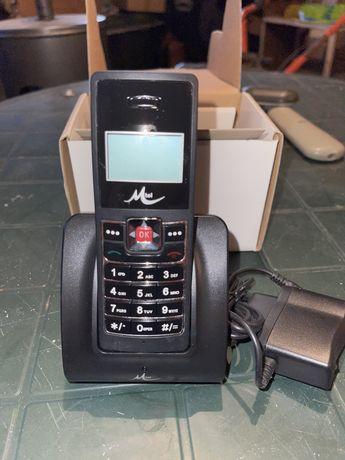 Безжичен фиксиран телефон ЧИСТО НОВ