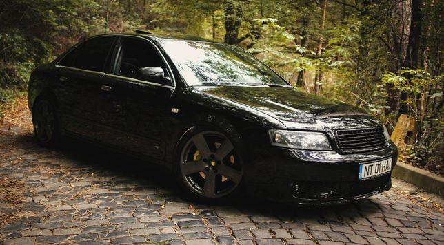 vând / schimb Audi A4 1.8T
