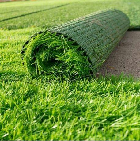 Искусственная трава(газон)