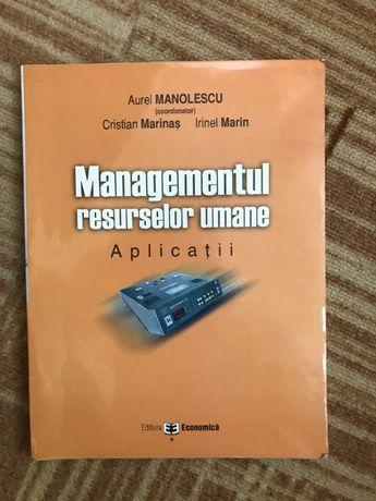 Carte Managementul resurselor umane