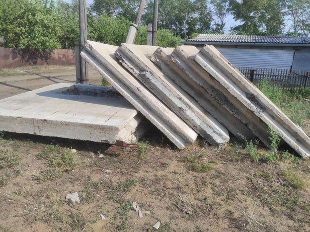 Керамзито -бетонные плиты, недорого