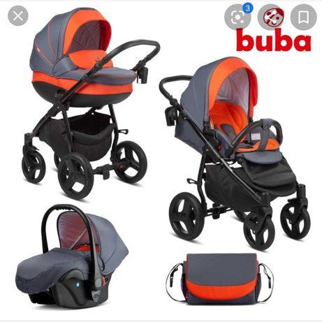 Бебешка количка Buba Bella 3в1