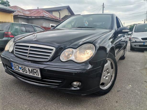 Mercedes Benz C 200