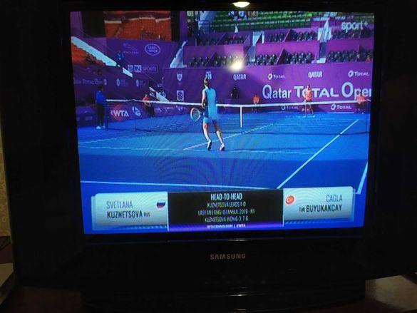 Телевизор Samsung CW-21Z573N