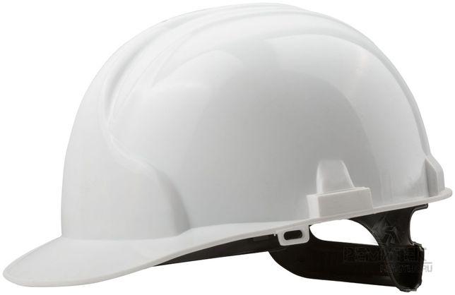 Каска белая ventilex с регулятором