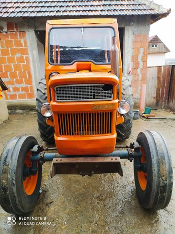 Tractor fiat 500