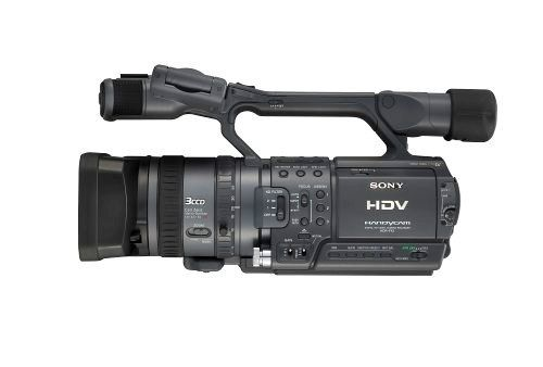 SONY HDR-FX1e camera video