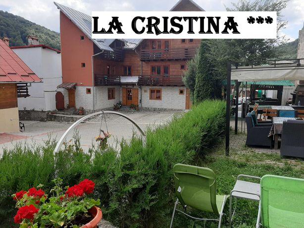 """Pensiunea """"La Cristina""""***Sinaia"""